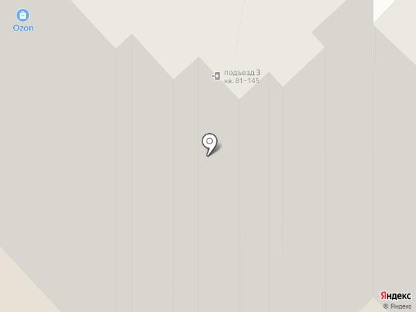 Семейная парикмахерская на карте Мытищ