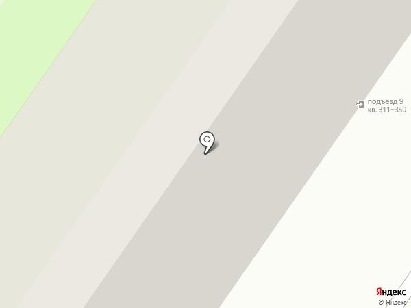 Оптимист, ТСЖ на карте Новороссийска