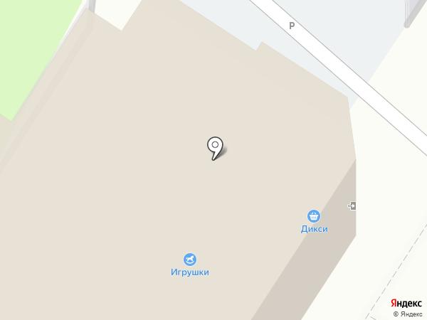 Фонбет на карте Мытищ
