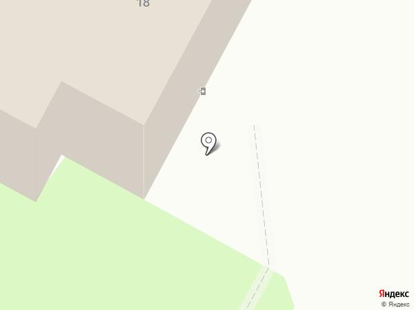 Павловская сельская библиотека на карте Павловского