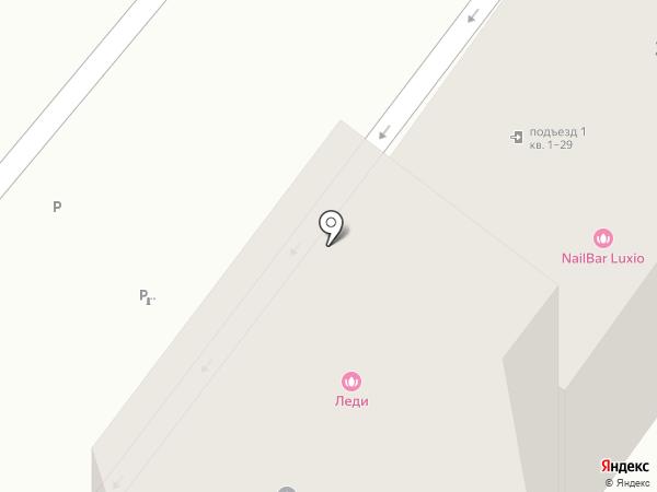 Почемучка на карте Новороссийска