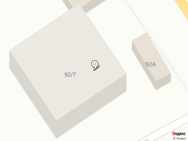 Анапский Завод Кровли и Фасада на карте Новороссийска