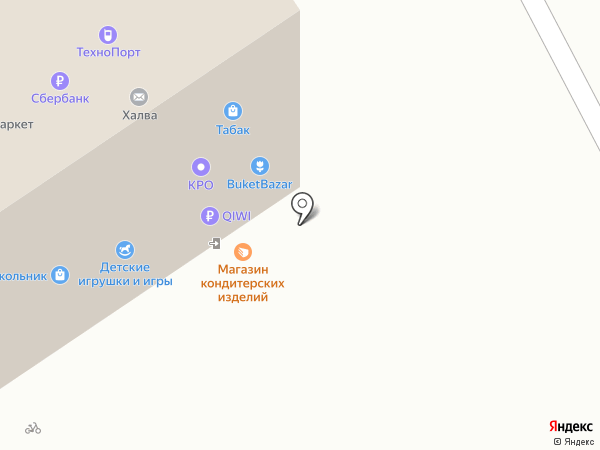 Дестудио на карте Домодедово