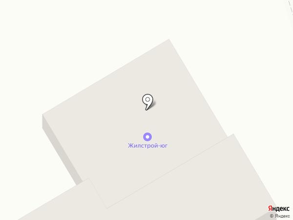 Краснодеревщик на карте Новороссийска