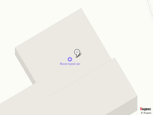 Стальной портье на карте Новороссийска