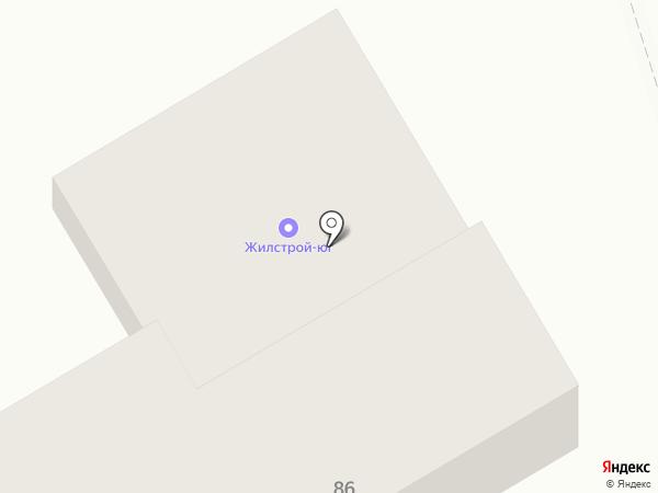 Магазин ступичных подшипников на карте Новороссийска