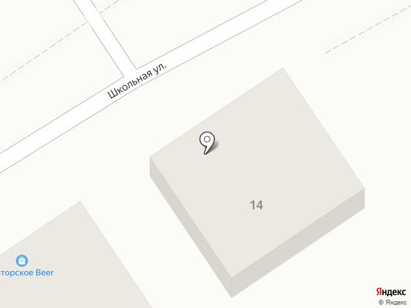 Почтовое отделение №60 на карте Новороссийска