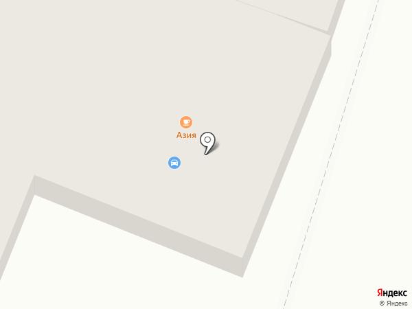 БЛЕСК на карте Новороссийска