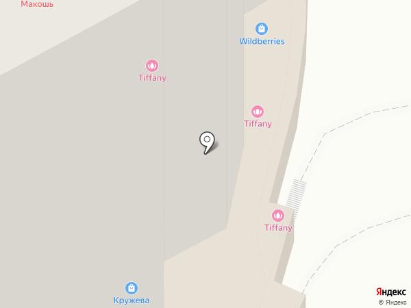 Наш ЛистОк на карте Видного