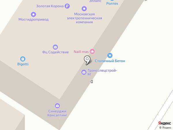 Доверие на карте Москвы