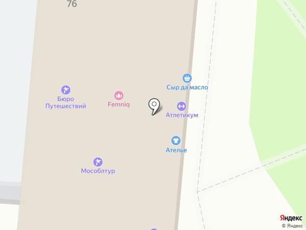 BetCity на карте Мытищ