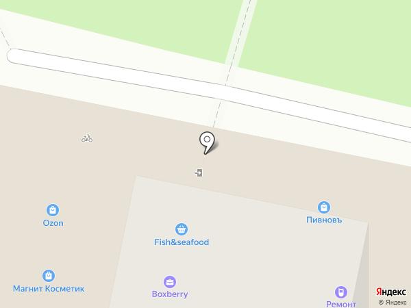 Мастерская по ремонту телефонов на карте Москвы