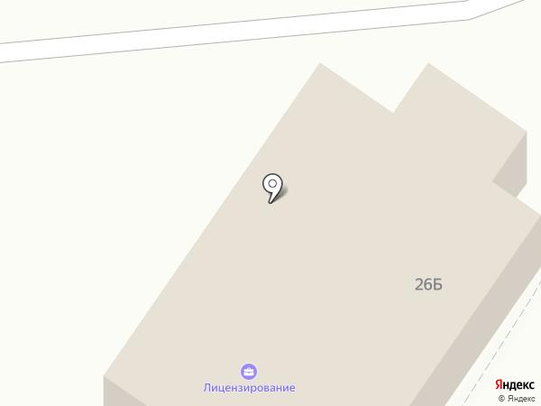 Цемдолинское крестьянское хозяйство на карте Новороссийска