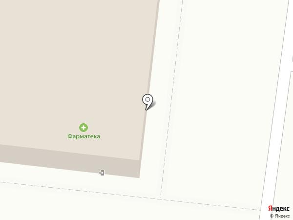 Продовольственный магазин на карте Видного