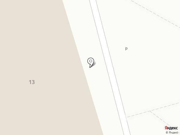 Почта Банк, ПАО на карте Москвы