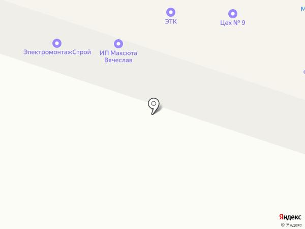 ИТКОЛ-Текстильщики на карте Москвы