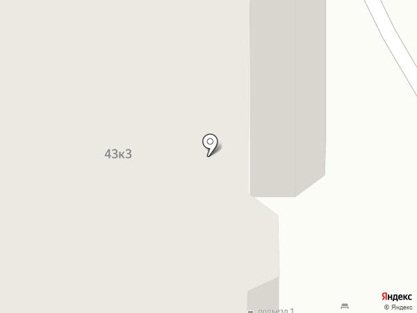 Аякс на карте Мытищ