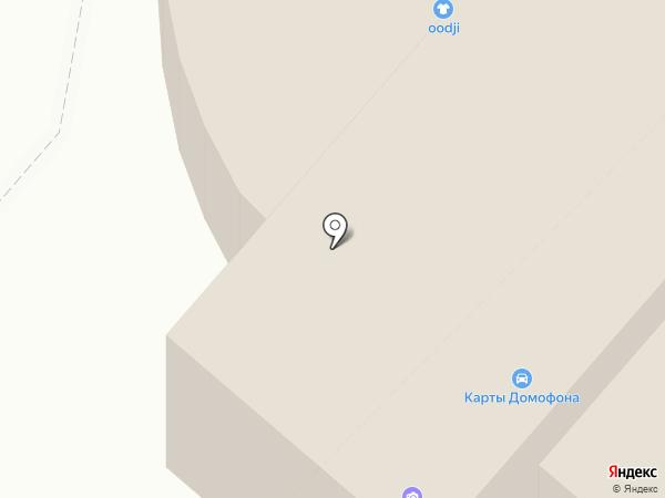 Эрос на карте Мытищ