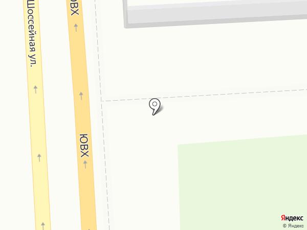 Чебуречная на карте Москвы