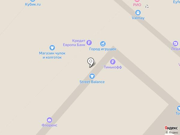 ИдеалистЪ на карте Мытищ