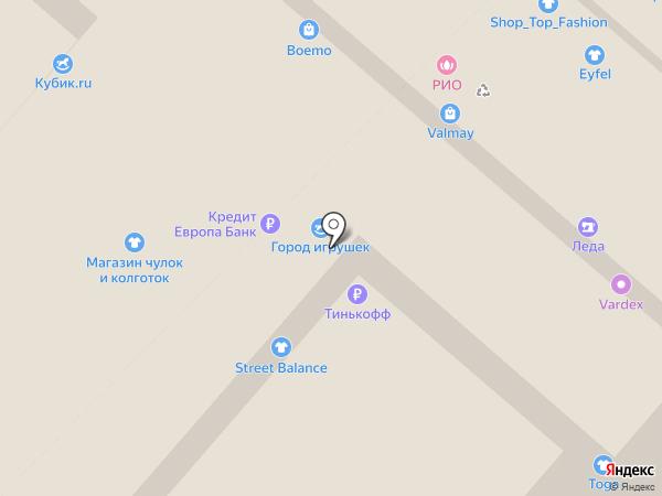 Банкомат, СДМ-банк, ПАО на карте Мытищ