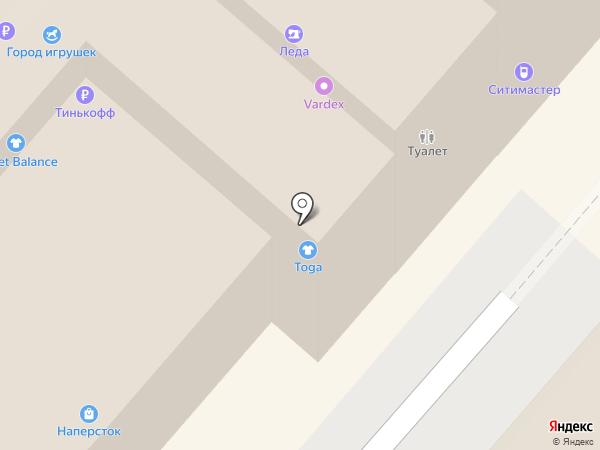 Toga на карте Мытищ