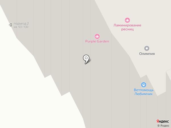 ИК Максима на карте Мытищ