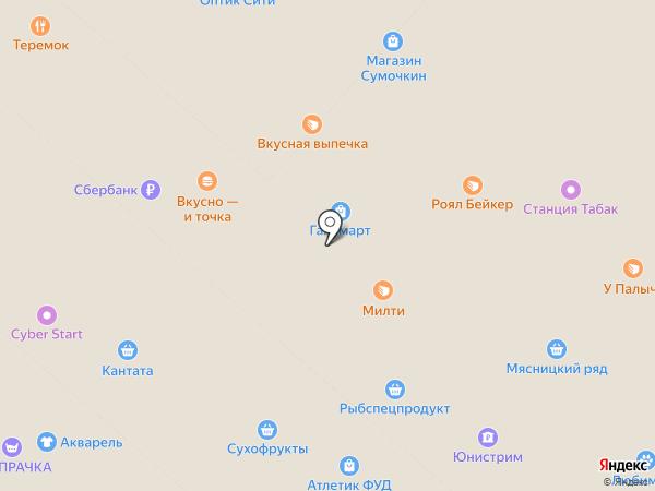Комильфо на карте Мытищ