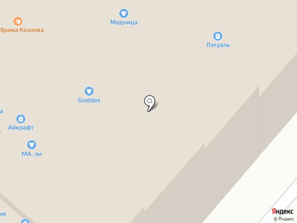 Atribut на карте Мытищ