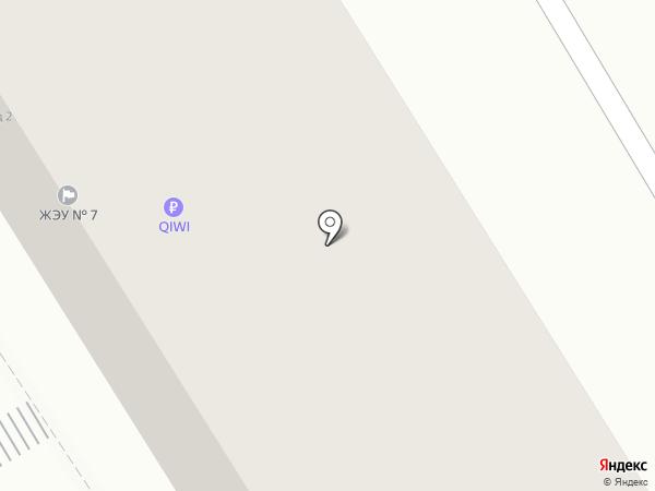 ЖЭУ №3 на карте Домодедово