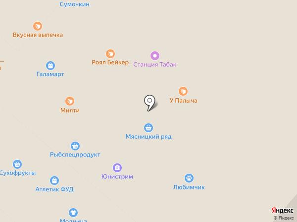 Gipfel на карте Мытищ