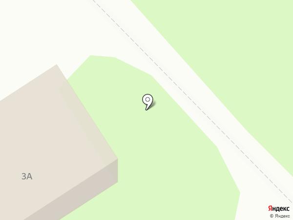 Авантика на карте Домодедово