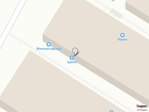Ирина на карте Новороссийска