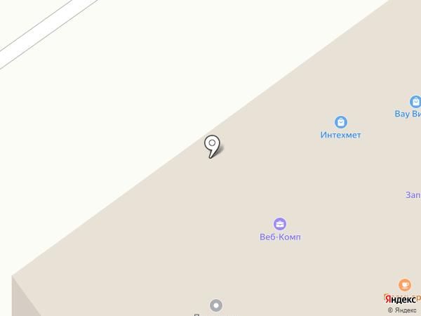 Аэрореклама.Ру на карте Москвы