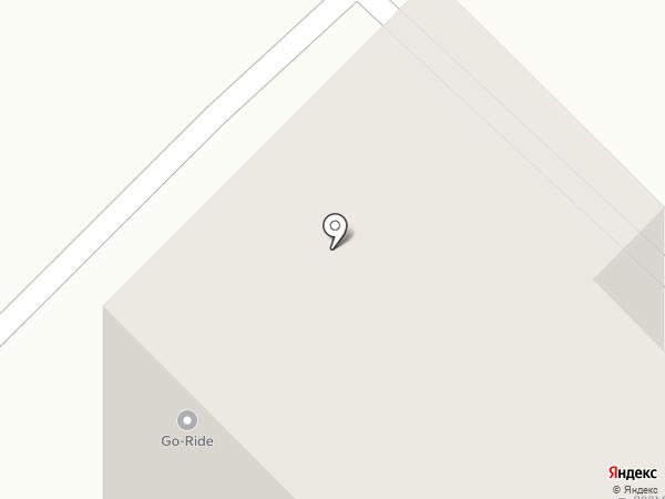 Go-ride на карте Мытищ