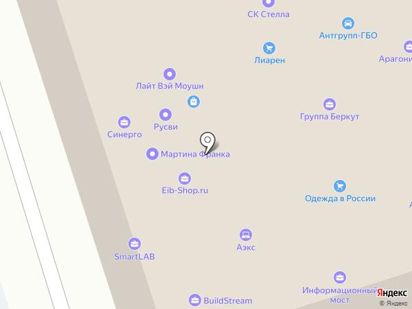 Мебельный вкус на карте Москвы