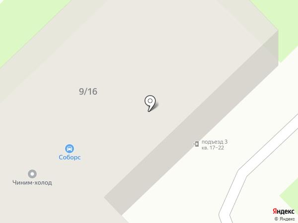 Хелен тур на карте Мытищ