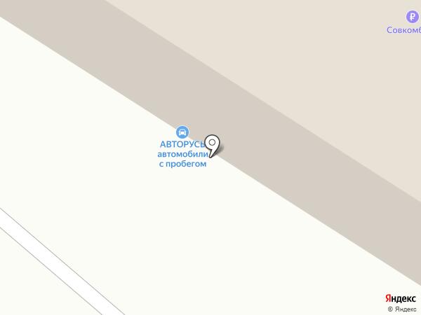 Hyundai Лосиный Остров на карте Мытищ