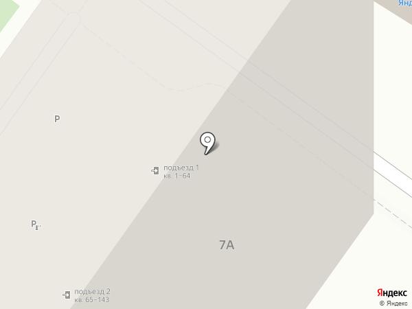 Чародейка на карте Новороссийска