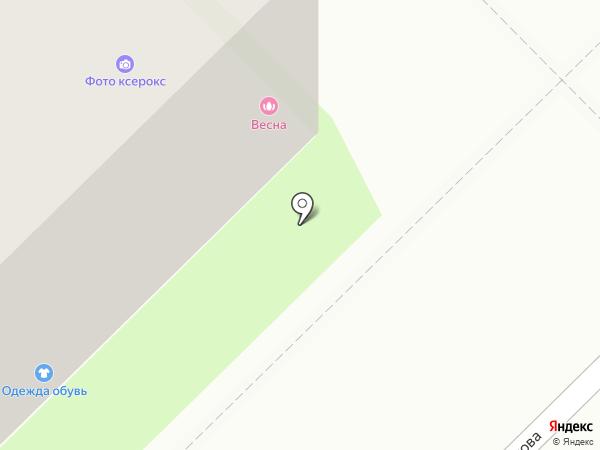 Москвичка на карте Мытищ