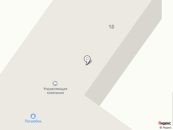 Черноморская управляющая компания на карте Новороссийска