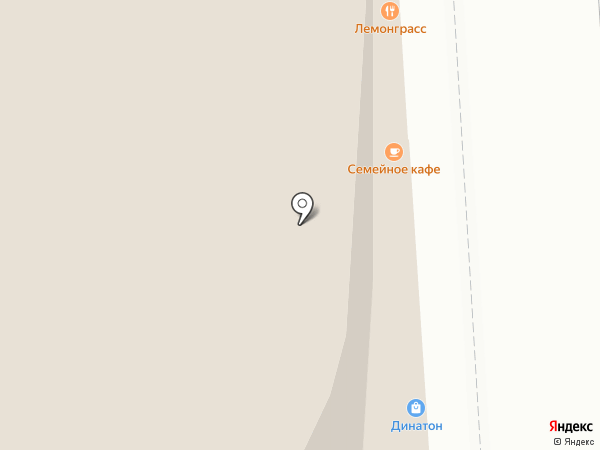 Эко на карте Москвы