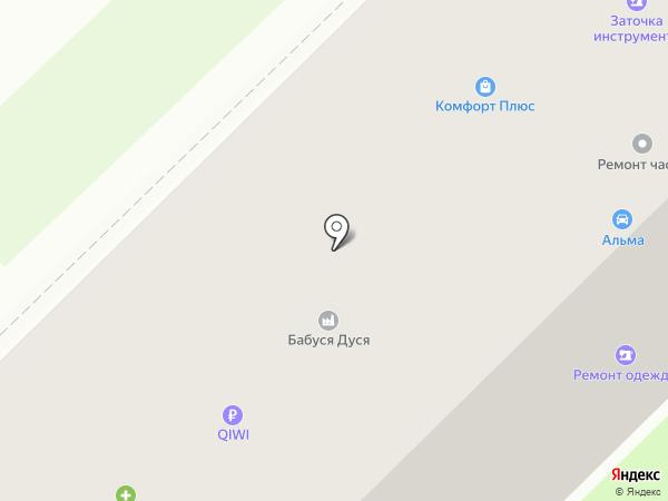 777 на карте Мытищ