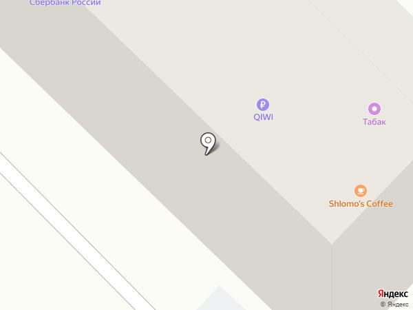 СтройМаркет на карте Москвы