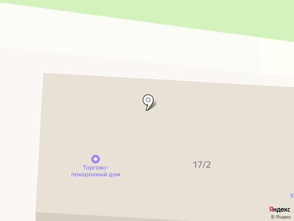 Содействие на карте Видного