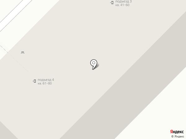 Наквартире на карте Москвы