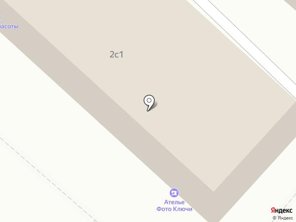 Супермаркет на карте Совхоза имени Ленина