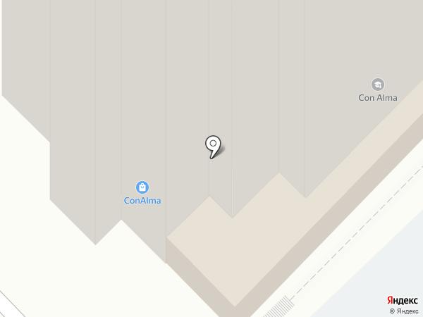 Аби-Дент на карте Мытищ