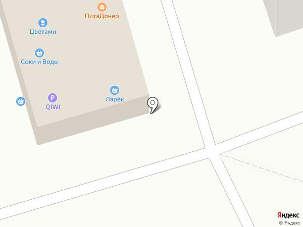 СУШИ ШОП на карте Москвы