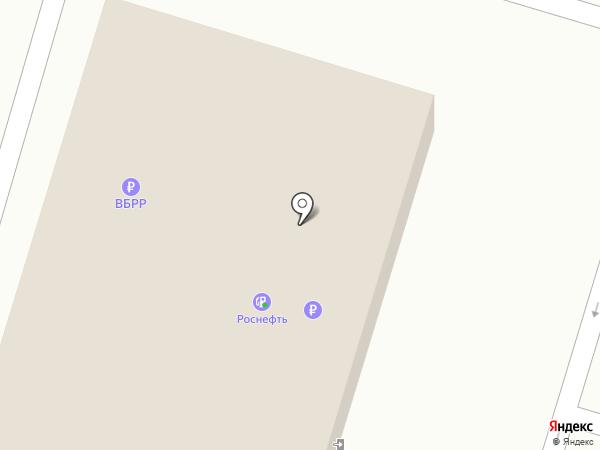 АЗС BP на карте Видного